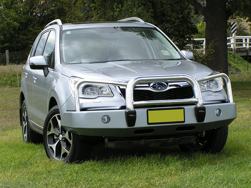Forester '13-on - Offroad bullbar