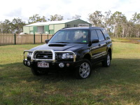 '03-'05 Forester
