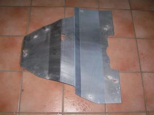 Outback '10-'12 – Sump guard